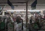 Άλλη μια εικόνα από ενα σουπερμαρκετ θυμίζει σκηνές από μετα-Αποκαλυπτικές ταινίες